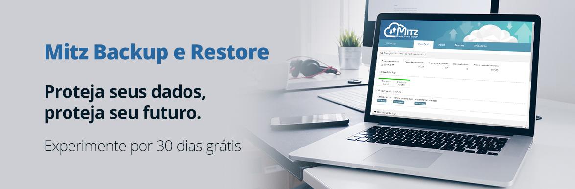 Mitz Backup e Restore