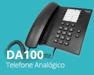 Telefone Analógico DA100