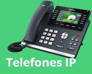 Telefones IP Yealink