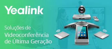 Soluções de Videoconferencia Yealink